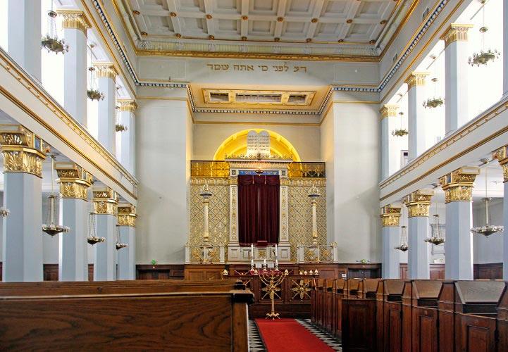 Copenhagen Synagogue 2