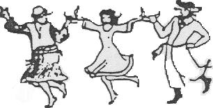 Dansekredsen Nirkoda logo