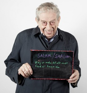 Foto: Yael Pharhi Gravesen; Overrrabbiner emeritus Bent Melchior