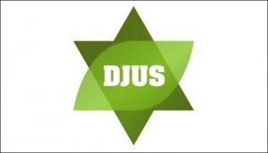 DJUS logo