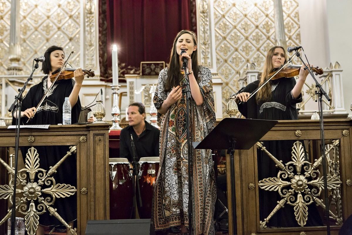 Koncerter og foredrag på Jødisk Kulturfestival - Billeder 1. og 2. juni 2016