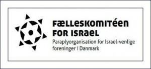 Fælleskomitéen_for_-Israel_logo