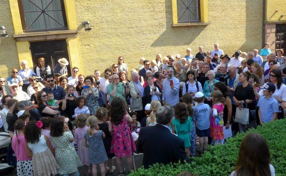 Den sjette jødiske kulturfestival er i fuld gang