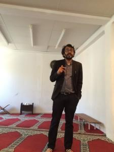 Fra Dansk Islamisk Center - Imam Naveed Baig