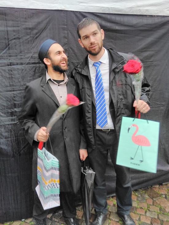 Salaam Shalom – en festival for fred