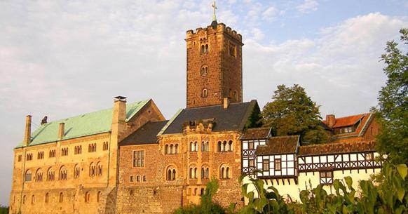 Wartburg slot