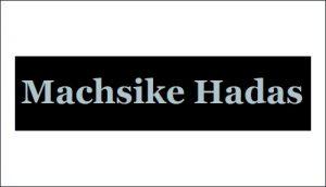 Machsike Hadas