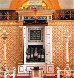 Torahskab_åben
