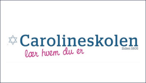 Carolineskolens logo