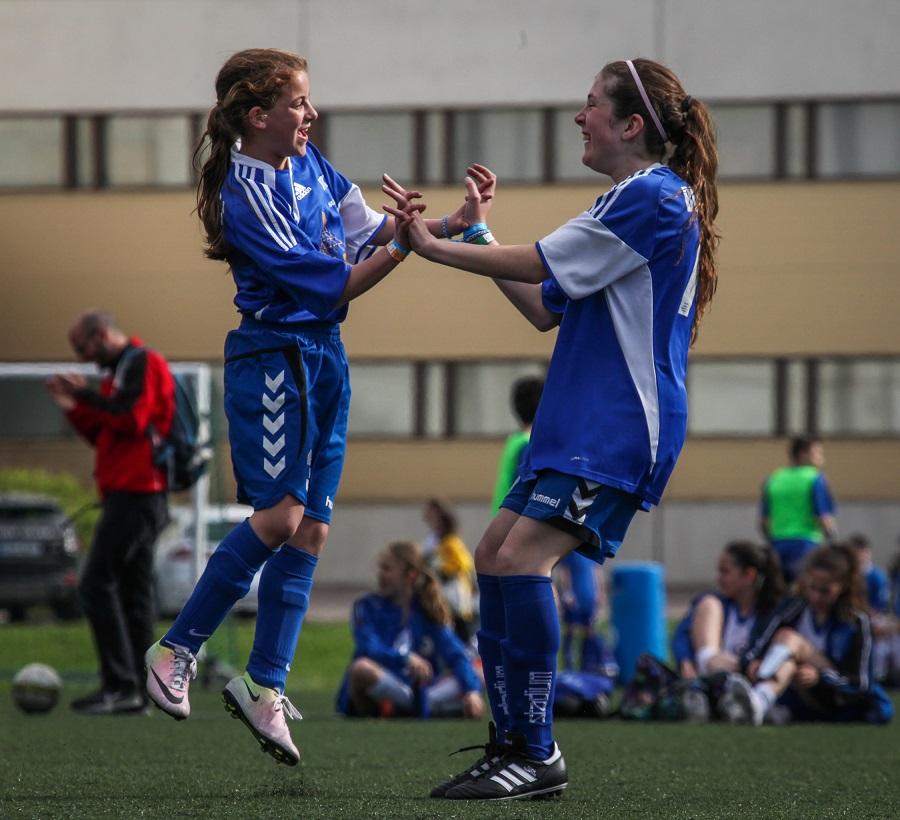 PGT fodboldturnering pigerne