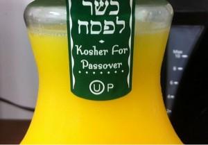 Kosher til pesach