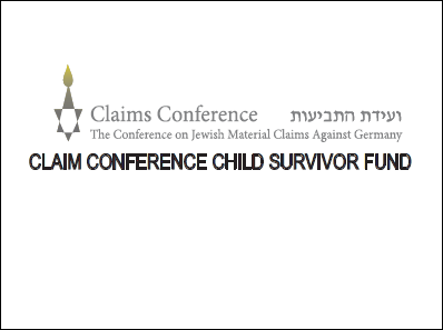 Logo Claim Conference Childsurvivor Fund