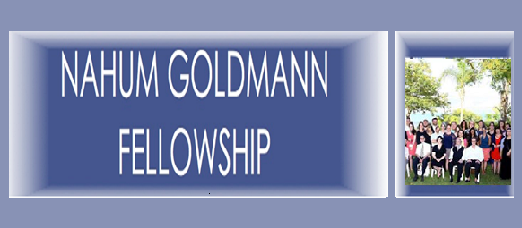 Kandidater søges til Det Internationale Nahum Goldmann Fellowship i Mexico