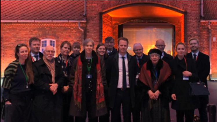 75-året for befrielsen af Auschwitz