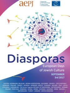 Plakat Europæisk Jødisk Kulturdag