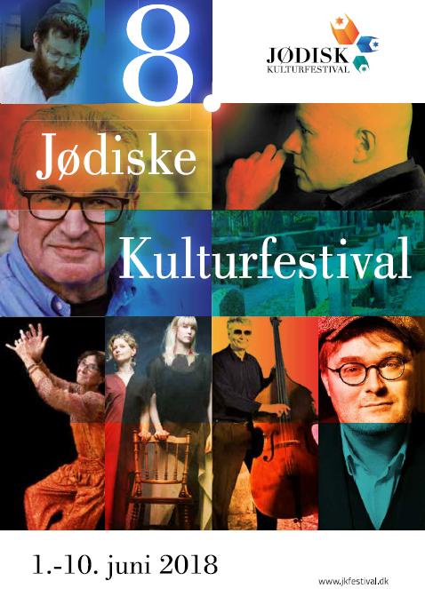Velkommen til Jødisk Kulturfestival 2018