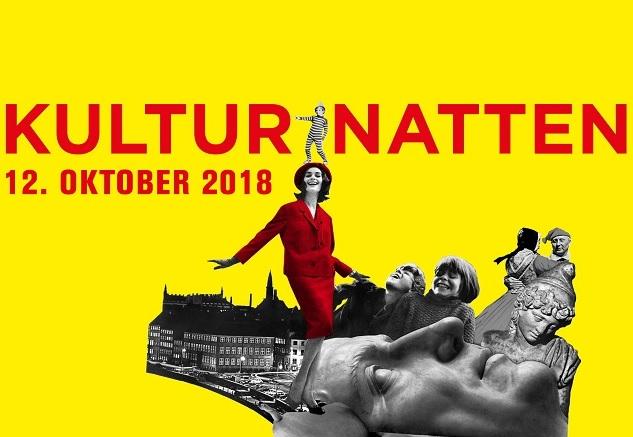 Det er igen blevet oktober og derfor kulturnat