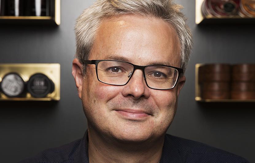 Redaktør Michael Rachlin