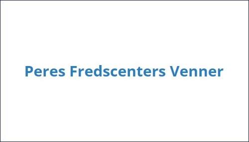 Logo Peres Fredscenter Venner