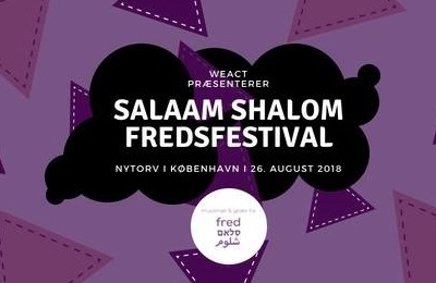 Salaam Shalom Fredsfestival 2018